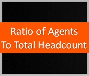 Ratio of Agents to Total Headcount_Newsletter1