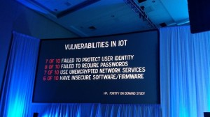 FUSION14 Vulnerabilities in Internet of Things IOT