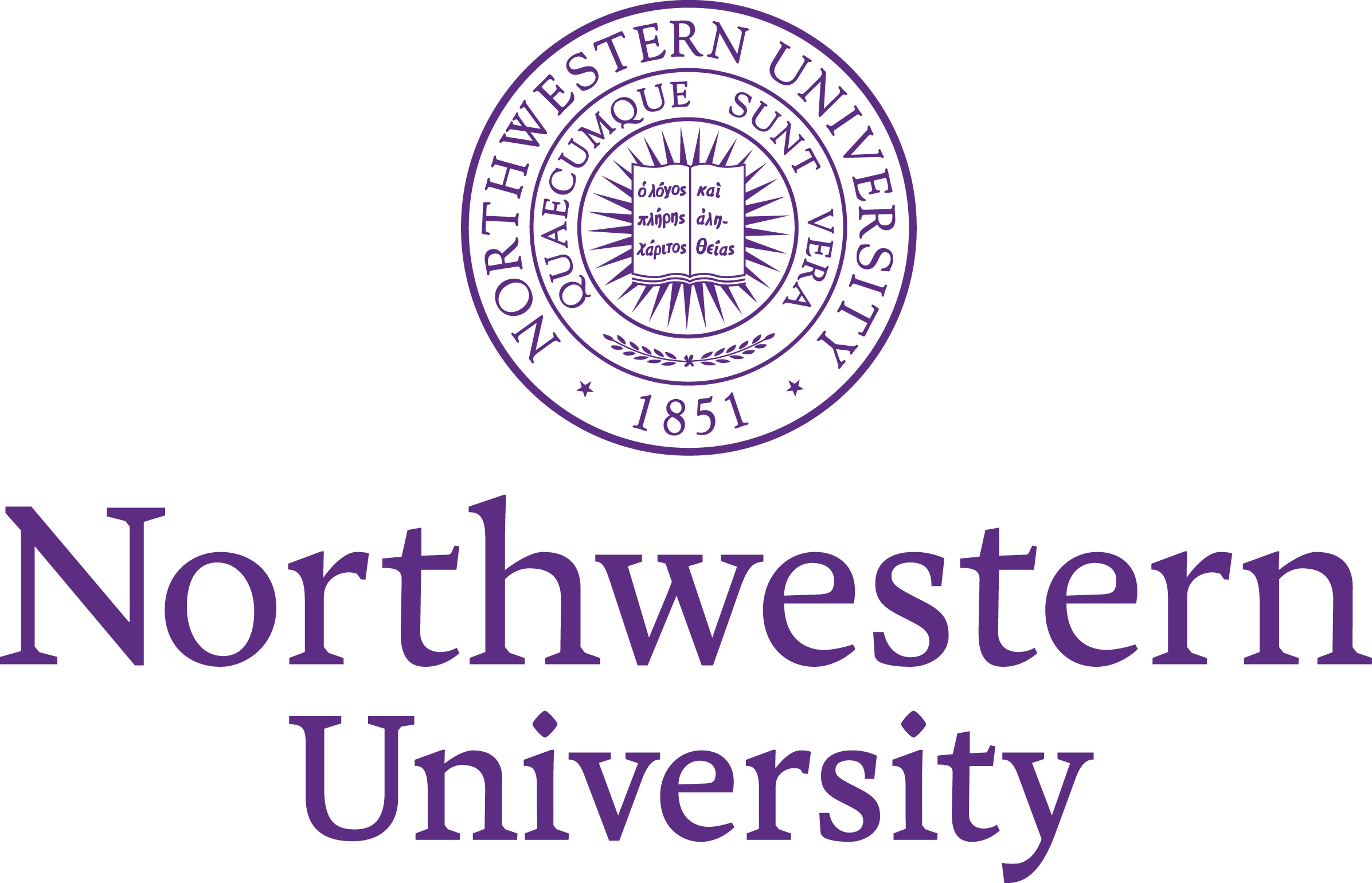 Northwestern University ogo